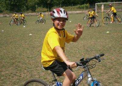 Scuola bici