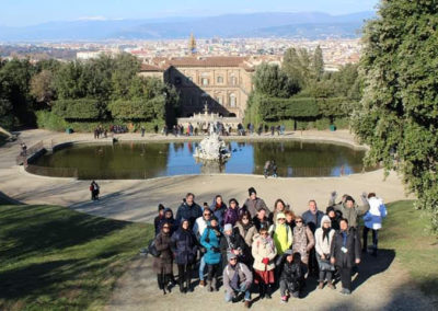 Firenze Giardino dei Boboli
