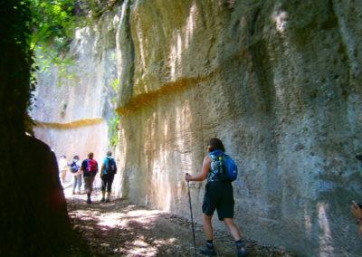 Vie Cave etrusche Pitigliano-Sovana